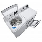LG 7800 Series Washer and Dryer $1,496