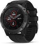 Garmin fenix 5 Plus, Premium Multisport GPS Smartwatch $330
