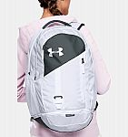 Under Armour Backpacks: Gameday $32.50, Hustle 4.0 $27.50 + Free Shipping