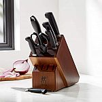 Zwilling J.A. Henckels Four-Star 8-Piece Knife Set $150 + Free Shipping