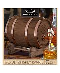 Studio Mercantile Whiskey Barrel 5L $40 + Free Shipping