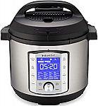 Instant Pot Duo Evo Plus Pressure Cooker 9 in 1,  6 Qt $69.99 (orig. $120)