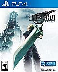Final Fantasy VII: Remake - PlayStation 4 Game $25