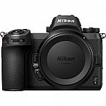 Nikon Z6 Full Frame Mirrorless Camera Body $1,596.95
