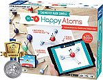 Happy Atoms Magnetic Molecular Modeling Introductory Set $29.98 & More