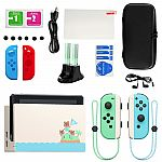 Nintendo Switch Animal Crossing: New Horizon Limited Edition Console with Accessories $299.99