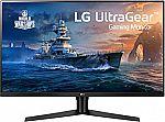"""LG 32GK650F-B 32"""" QHD Gaming Monitor $297 & More"""