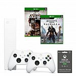 Xbox Series S Console Assassin's Creed & Call of Duty System Bundle $510