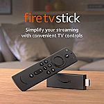 All-new Fire TV Stick (2020 Release) (2 for $50)