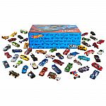 Hot Wheels 50-Car Pack Of 1:64 Scale Vehicles $36