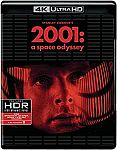2001: A Space Odyssey (4K Ultra HD + Blu-ray) $14.96