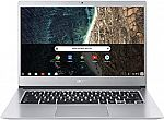 "Amazon Black Friday Samsung and Acer Chromebooks Sale Samsung Chromebook 4 11.6"" HD Laptop (N4000 4GB 64GB $210 and more"