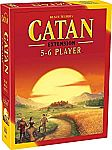 Catan Extension - 5-6 Player $15.49 & More Board Games