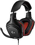 Logitech G332 Stereo Gaming Headset $25.99