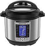 Instant Pot 6-Qt Ultra 10-in-1 Electric Pressure Cooker $99.99, 8-Qt $110 & More