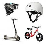 Scooters and Bikes from Segway, Schwinn Sale