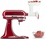 Kitchenaid Mixer Attachments - Extra 25% Off: Plastic Food Grinder $30, 3-Piece Pasta Set $112.50 & More + Free Shipping
