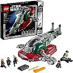 LEGO Star Wars Slave l – 20th Anniversary Collector Edition $72 and more