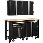 35% Off Select Garage Cabinet Systems, Garage Storage, and Automobile Tools