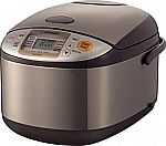 Amazon Kitchen Sale: Zojirushi 10-Cup NS-TSC18 Micom Rice Cooker $104 and more
