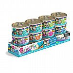 Chewy Cyber Monday Deals -  12-Pack OMG Rainbow Road Cat Food $7.35 & More