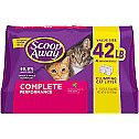 126-lbs Scoop Away Complete Performance Fresh Scented Clumping Clay Cat Litter $26