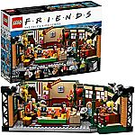 LEGO Ideas 21319 Central Perk Building Kit (1,070 Pcs) $48 and more