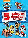 PAW Patrol 5-Minute Stories Collection $5, and more