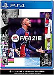 FIFA 21 or NHL 21 – (PS or XBox) $24.99, God of War Hits (PS4) $7.99 and more