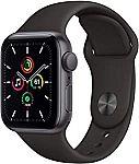 New Apple Watch SE (GPS, 40mm) $239.98