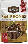 Rachael Ray Nutrish Soup Bones Longer Lasting Dog Treat Chews $1.39
