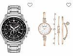 Nordstrom Rack - Extra 25% Off Jewelry & Watches: Anne Klein Watch Bracelet Set $37, Tissot , Citizen & More Up to 89% Off
