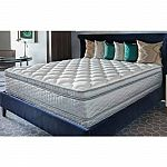 Serta Perfect Sleeper Hotel Regal Suite II Plush Double Sided 11 Inch Mattress Queen $659, King $799 & More