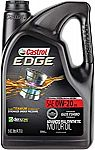 3-Pack 5-Qt Castrol Edge 0W-20 Advanced Full Synthetic Motor Oil $58.50