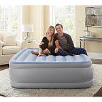 Broyhill Sensair Queen 17 in. Raised Adjustable Air Bed Mattress w/ Express Pump $67.47 (55% Off) + Free Shipping