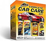Armor All Complete Car Care Kit (4 Pieces) $6