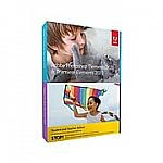 Adobe Photoshop Elements 2020 & Premiere Elements 2020 Student & Teacher Edition for 2 Users $29.99