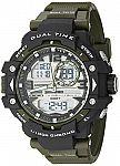 Armitron Sport Men's 20/5062 Analog-Digital Chronograph Watch $11