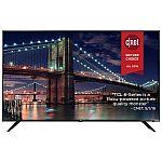 "TCL 55R615 55"" 6 Series 4K UHD HDR Roku Smart HDTV $399.99"
