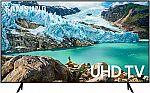 "70"" Samsung 4K UHD Smart TV + 2-pack Google Home Mini $578 & More"