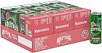 30-Pack 8.45oz Perrier Sparkling Natural Mineral Water (Watermelon or Strawberry) $6.76