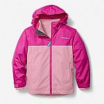 Eddie Bauer Girl's Lone Peak 3-in-1 Jacket $13.49, Powder Search 3-in-1 Jacket $18, and more + Free Shipping