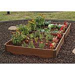 """Member's Mark 42"""" x 84"""" x 8"""" Raised Bed Garden Kit $34.98"""
