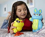 2-Piece Toy Story Disney/Pixar Interactive True Talkers Bunny and Ducky $10