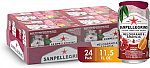 24 pack Sanpellegrino Pomegranate and Orange Sparkling Fruit Beverage $10.32