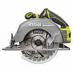 RYOBI 18V ONE+ Cordless Brushless Jig Saw + 2-Pack 3Ah Battery $129 and more