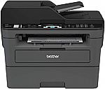 Brother MFC-L2710DW USB Wireless Black & White Laser All-In-One Printer $115 (Org $200)