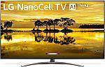 """LG Nano 9 Series 65SM9000PUA 65"""" LED Smart 4K UHD 240 Hz TV $800"""