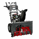 Briggs and Stratton 1696619 Dual-Stage Snow Thrower with 250cc Engine and Electric Start $668