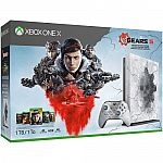 Microsoft Xbox One X Bundle Sale: $299 (Star Wars, Gears 5 Limited and more)